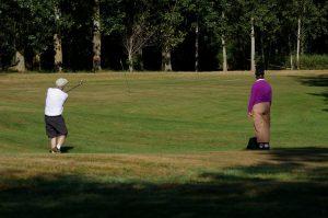 ARSM-Swin Golf